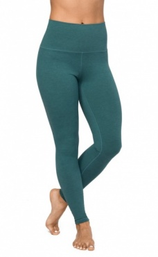 Eko Soft Hi-Level Legging - Pine