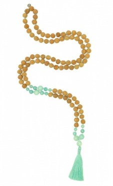 Mala Open Up - Amazonite