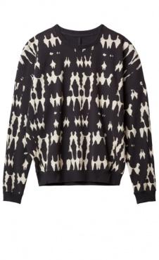 10Days Oversized Sweater Tie Dye