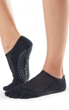 Toesox Luna Full Toe - Black