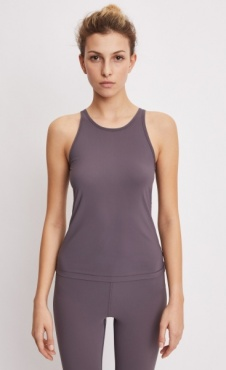 Filippa K Smooth Tank Black Pearl