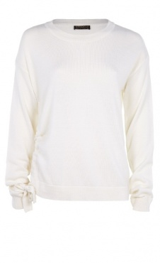 Easy Sweater 100% Merino - Ivory