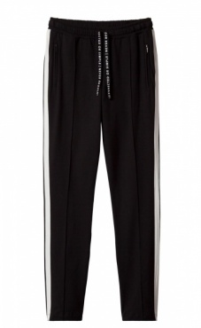 10Days Sporty Pants - Black