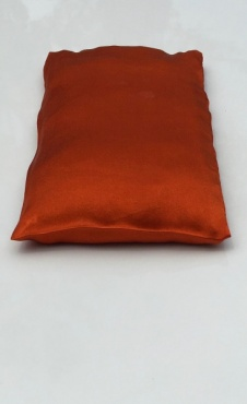 Eye Pillow Deep Orange