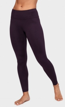 Manduka Essential Legging deep Plum