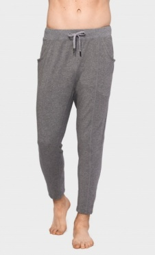 Manduka Intentional Pant Light Heather Grey