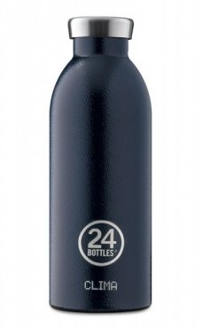 24bottles Clima - Rustic Deep Blue