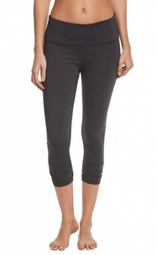 prAna Misty Carpri Black Geo