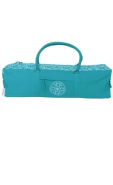 Yoga Mat Bag Deluxe - Azure