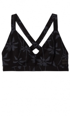 10Days Sporty Bra Palm - Black