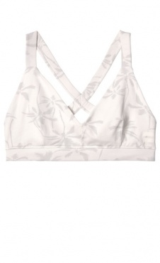 10Days Sporty Bra Palm - Ecru