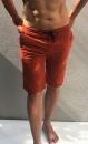 Backside Shorts - Safran - 4