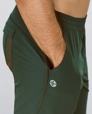 manduka Dyad Short 2.0 - Forest
