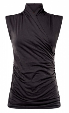 Yoga Top Good Karma - Black