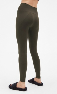 Filippa K High Seamless Leggings - Olive