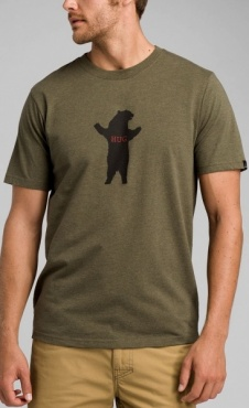 prAna Bear Squeeze Journey Man T