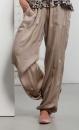 Satin Parachute Pants - 2