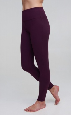 Flow with It Leggings - Berry