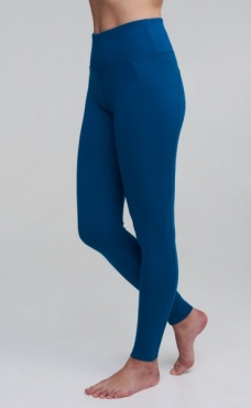 Move It Leggings - Teal