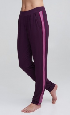 Divine Pants - Berry Heather Fuchsia