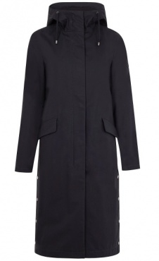 Langerchen Colrain Coat - Midnight
