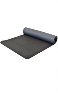 Love Generation ECO Yoga Mat 6mm - Black