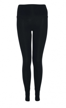 Tri-Ka Bamboo Leggings - Black
