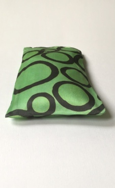Eye Pillow Retro O - Mint