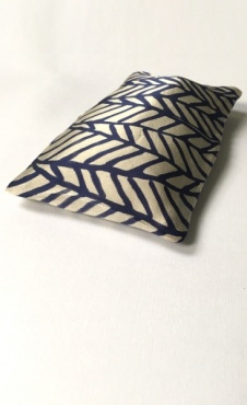 Eye pillow The Journey - Pearl / Navy