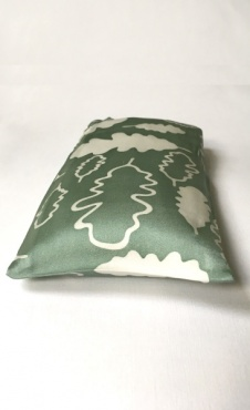 Eye Pillow Oak Leaf - Celadon
