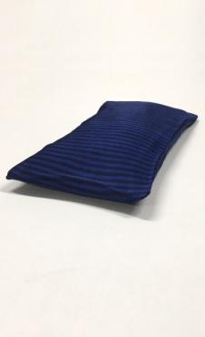 Eye Pillow Let It Be Stripes BIG - Navy