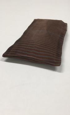 Eye Pillow Let It Be Stripes BIG - Bronze