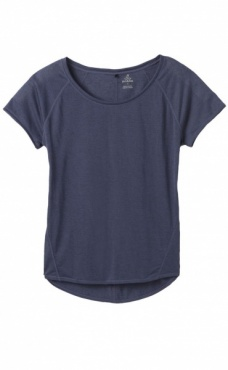 Iselle Short Sleeve Tee - Midnight Dew