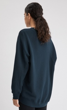 FilippaK Seam Sweatshirt Night Sky