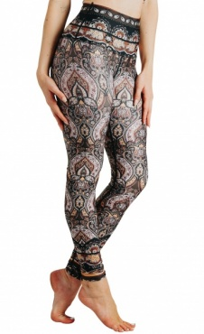 Espresso Yourself Recyceld Yoga Leggings