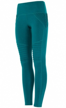 Biker Tights - Tropical Green