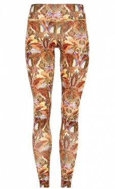 Natural Printed Legging Isfahan