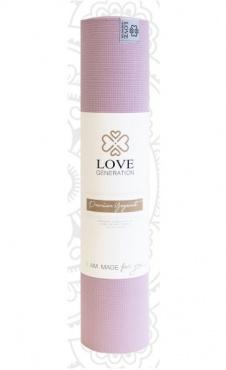 Premium LG Yogamat Enchanting Pink