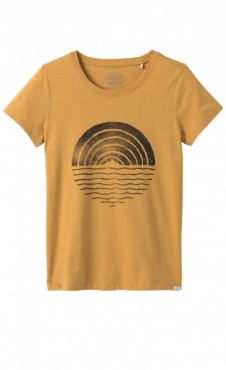 prAna Toffee Reflections Tee