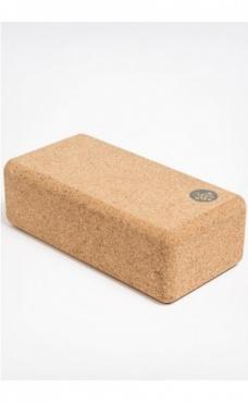 Manduka Block Cork Lean