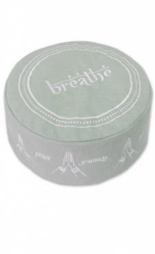 Meditation Cushion Breathe - Celadon