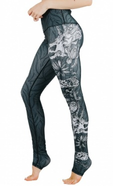 Fossil Chic Recyceld Yoga Leggings