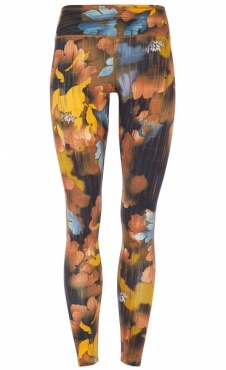 Natural Printed Legging Canedian Autumn