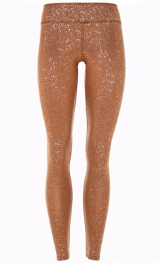 High Rise Sparkling Leggings