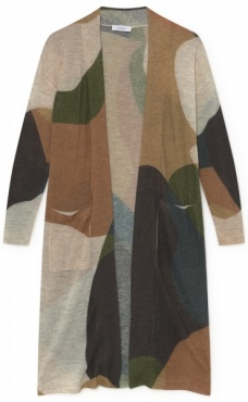 Forest Flow Cardigan