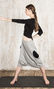 Yoga Skirt Dot