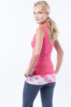 Low Back Yoga Top