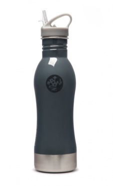 Manduka Water Bottle - Thunder
