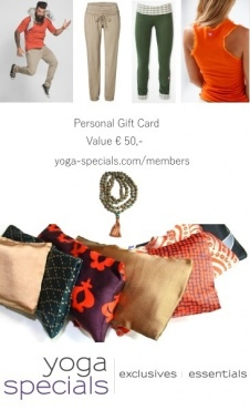 Yoga Specials Gift Card