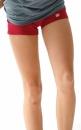 How Short Shorts - Tara Red-2